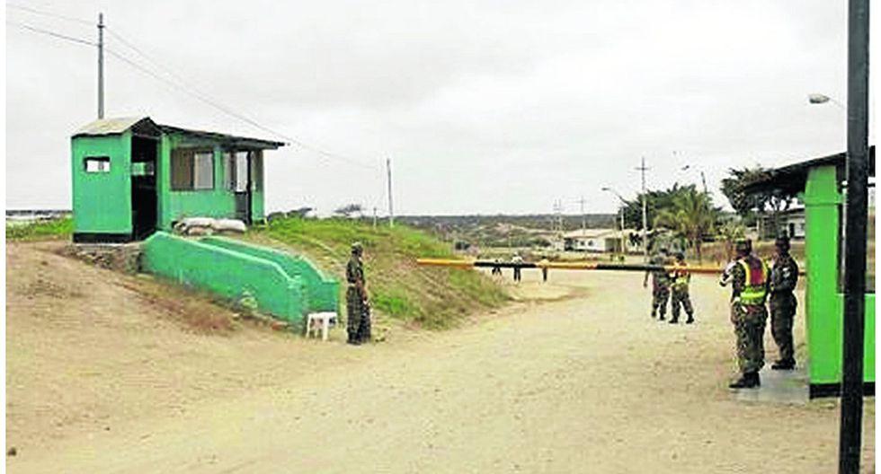 Investigan a soldado y a cabo del Ejército Peruano por tráfico de explosivos