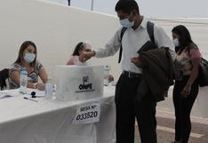 Unos 270 mil 935 electores de Junín no llegaron a las urnas y ahora pagarán multas