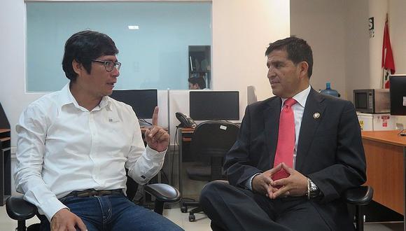 """Fernando Armas: """"Yo espero y confío en que el Presidente no será vacado"""""""