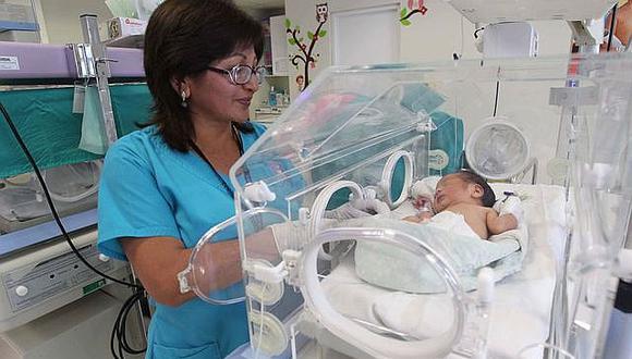 Piura: Advierten falta de incubadoras y ventiladores mecánicos para neonatos prematuros en hospitales