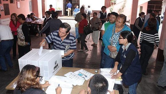 Nuevo Perú en Arequipa es el primero en hacer elecciones internas