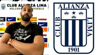 Alianza Lima: Hernán Barcos habla de sus objetivos al jugar por primera vez en segunda división