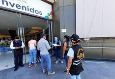 Multarán a establecimientos que no exijan protector facial en Piura