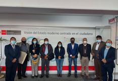 Problemas limítrofes entre Ica y Arequipa se analizarán iniciando en el mar