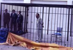 Abimael Guzmán: Imágenes de archivo de la captura del cabecilla terrorista en 1992 (FOTOS)