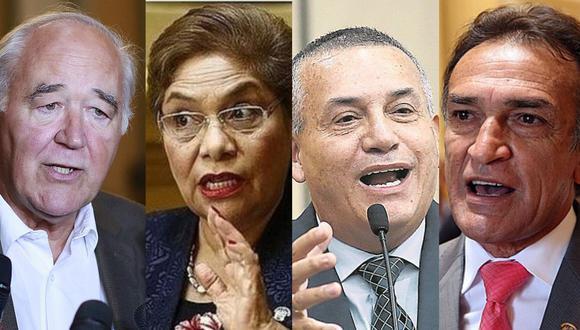 Políticos responden sobre remoción de seguridad policial para nuevos parlamentarios, anunciada por Morán