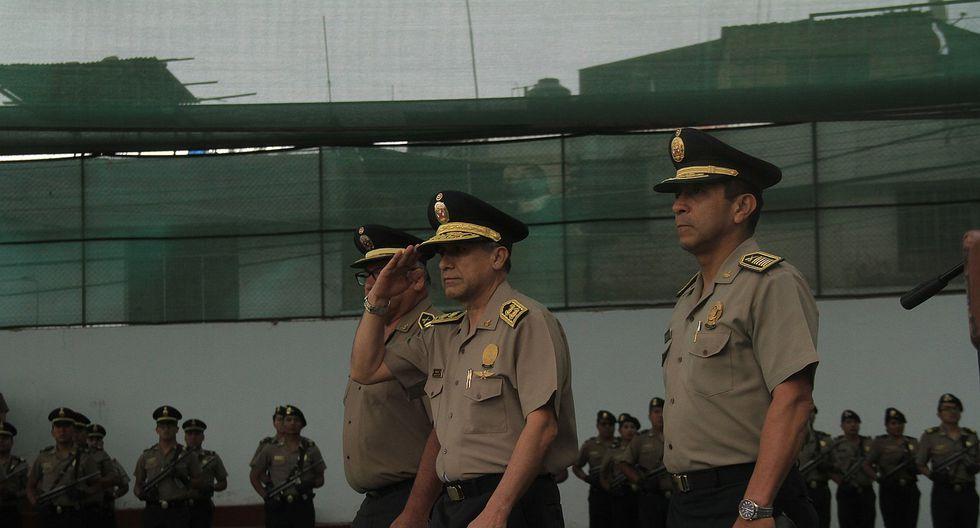 General PNP William Ugaz asumió como jefe de la IX Macro Arequipa
