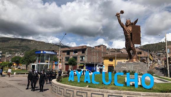 Provincias de Ayacucho tienen cuatro meses para ejecutar recursos