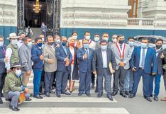 Alcaldes de Arequipa exigirán que Gobierno rinda cuentas