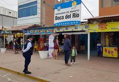 Cerrar la playa traería retraso a los pequeños negocios de Boca del Río