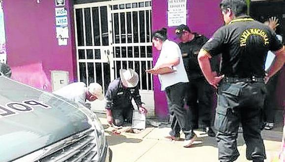 Sujetos se hacen pasar por trabajadores de Emapisco para hacer cobros a vecinos