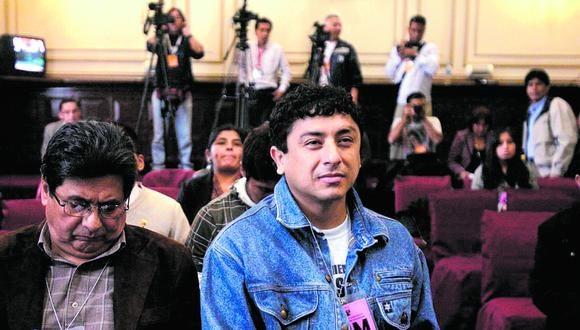 El congresista electo por Lima fue intervenido en medio de una reunión social en la sala de recepciones del hotel Cuzco en el departamento de Huánuco al promediar las 6:15 p.m. del último domingo, junto a un grupo de personas.