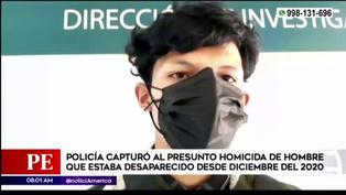 Joven confesó que asesinó a su amigo porque le hizo tocamientos indebidos a su hermano menor (VIDEO)