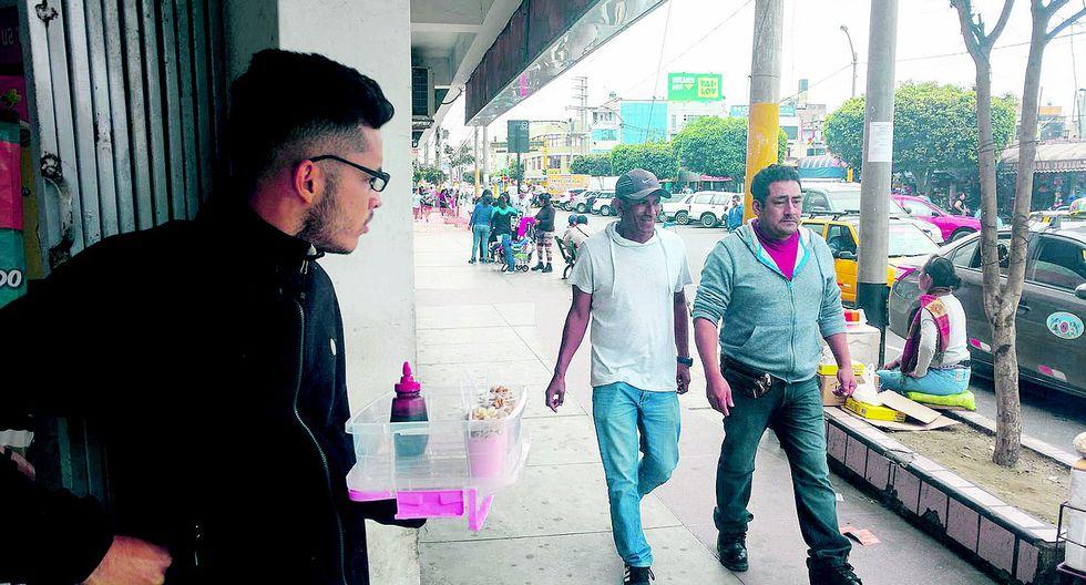1,300 venezolanos tienen permiso para trabajar en Chimbote