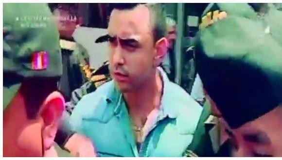 Diego Chávarri fue detenido por la Policía por manejar en estado de ebriedad (VIDEO)