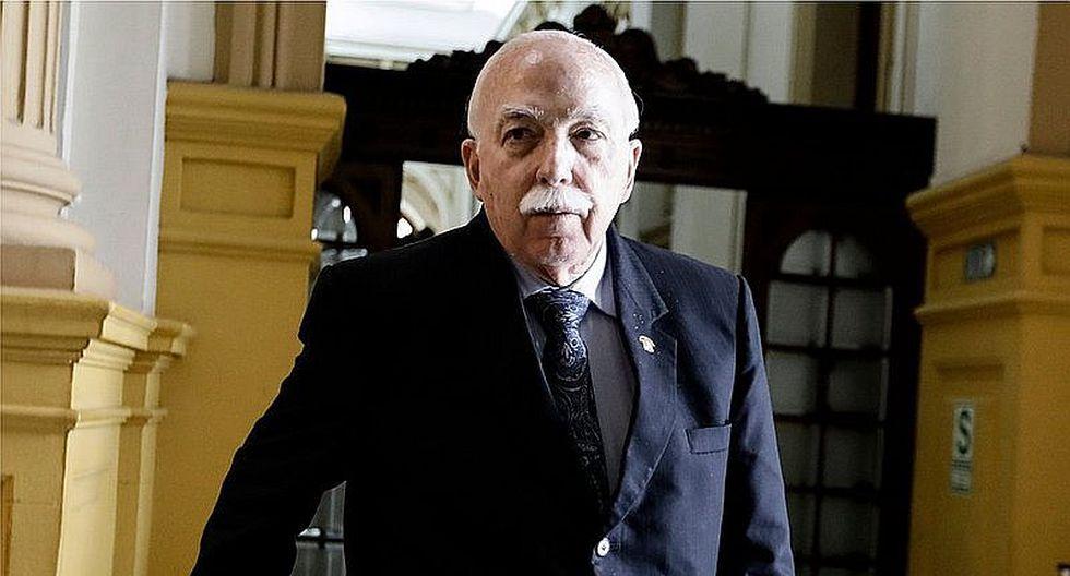 """Carlos Tubino sobre situación de Chávarry: """"Creemos que debe hallarse una solución en el Congreso"""""""
