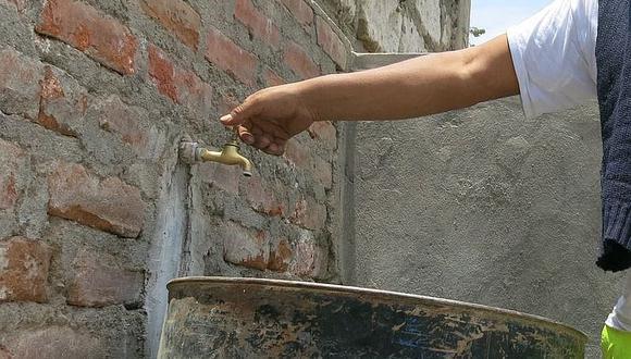 Sedapar: Este martes no habrá servicio de agua en Cerro Colorado