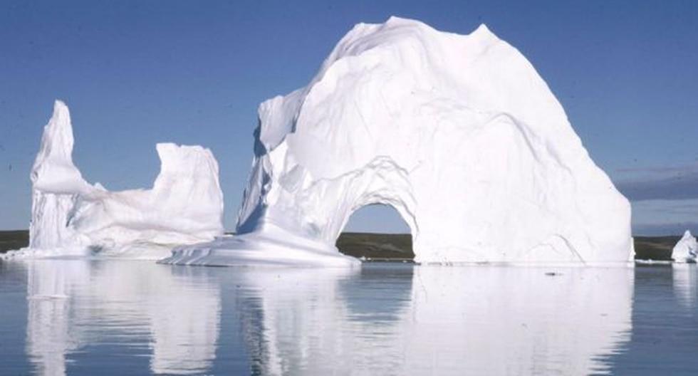 """NASA alerta del deshielo """"acelerado"""" de un glaciar gigantesco en Groenlandia"""