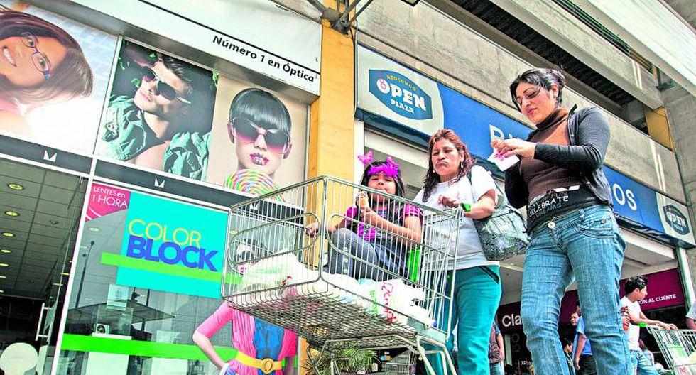INEI: Economía creció 1.16% por la demanda interna y el consumo privado