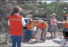 Áncash: 27 muertos recibieron canastas de alimentos por la pandemia