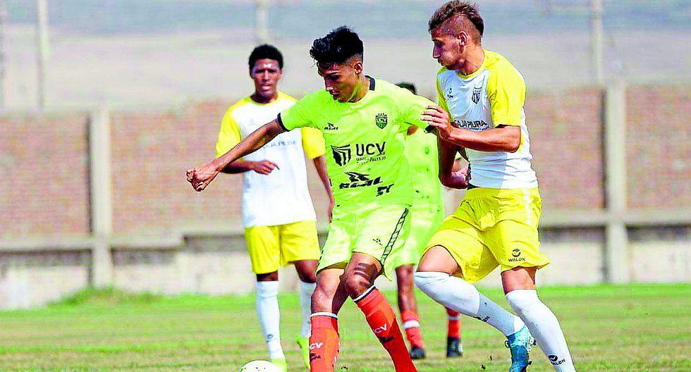 Atlético Grau empata en su primer amistoso ante la Universidad César Vallejo