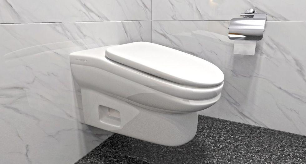 Un descanso prolongado en el baño de la oficina podría ser cosa del pasado gracias a un nuevo inodoro/ Foto: StandardToilet