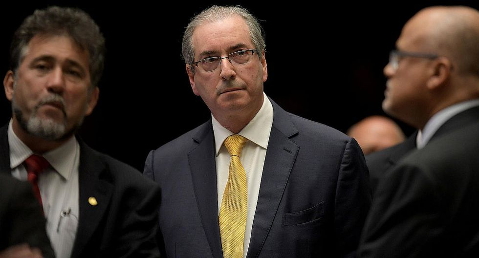 Destituyen en Brasil al diputado que orquestó la caída de Dilma Rousseff