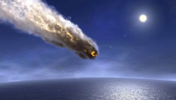 Una gran colisión de asteroides sobre la Tierra podría darse muy pronto, advierte la Nasa (VIDEO)