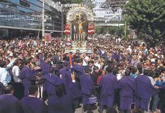 Señor de los Milagros recorrerá hoy la ciudad de Piura en el Nazareno Móvil