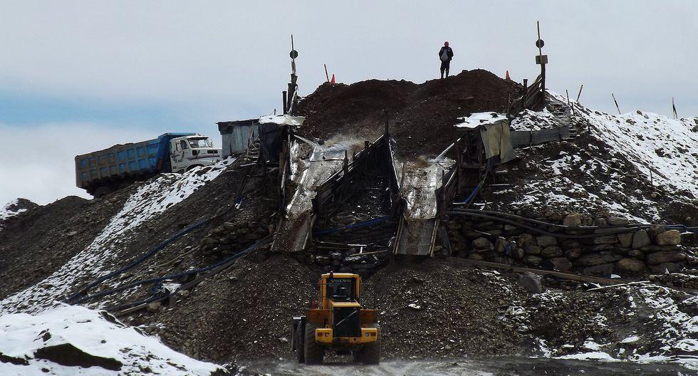 Puno: minero muere ahogado en pozo en el distrito de Ananea