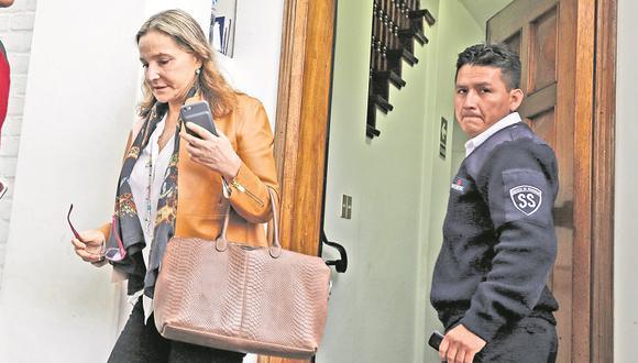 Susana de la Puente (Foto: Archivo Correo)