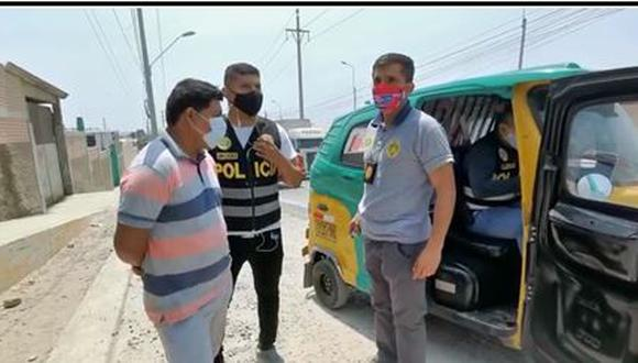 Capturan a presunto pedófilo que captaba a menores de edad por redes sociales en SJM. (Foto: PNP)