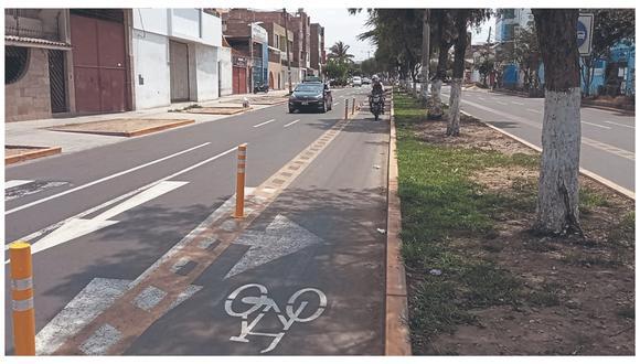 Alcalde de Trujillo asegura que espera un pronunciamiento del Ministerio de Transportes y Comunicaciones, sin embargo insiste en crear una ciclovía con recursos ediles. (Foto: Deyvi Mora)