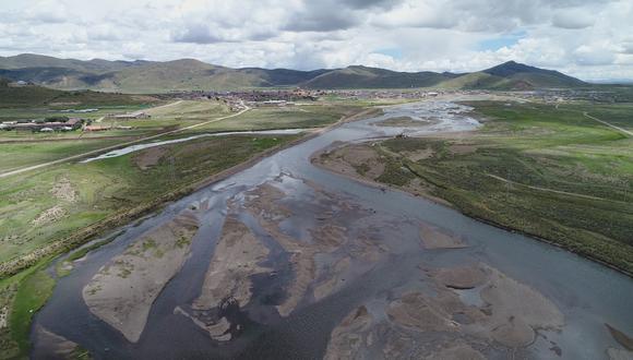 La región Puno podría ser afectada por inundaciones. Foto. Difusión