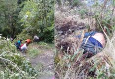 Sandia: Identifican a fallecidos del trágico accidente en Patambuco