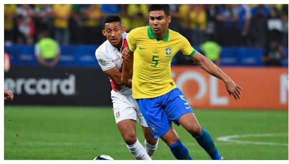 """Casemiro sobre Perú vs Brasil: """"Una final no se juega, una final se gana"""""""