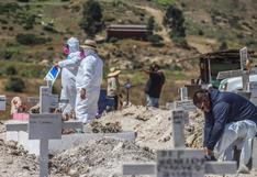 1589 personas han fallecido en Huánuco a causa del COVID-19 en un año
