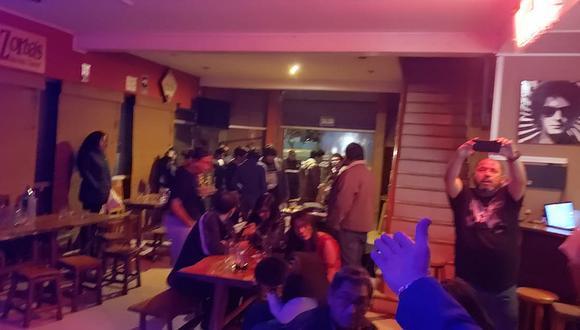 Cinco discotecas clausuradas por infringir normas en avenida Dolores