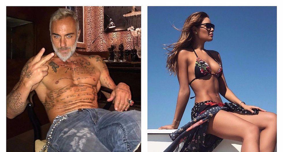 Gianluca Vacchi: la colombiana que se convirtió en la nueva pareja del millonario (FOTOS)