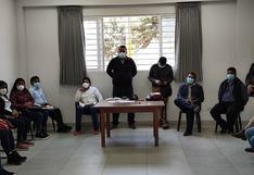 Autoridades acuerdan instalar ferias de papa en toda la provincia de Ica