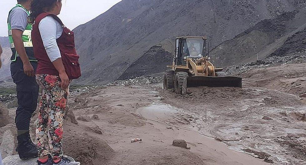 800 pobladores se encuentran aislados en Pucchún