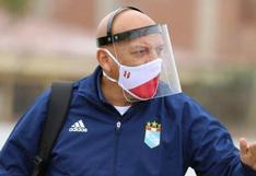 Mosquera aseguró que Cristal jugó un partido discreto contra Ayacucho FC