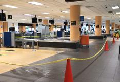 Sismo en Lima: Reportan daños en Aeropuerto Internacional Jorge Chávez
