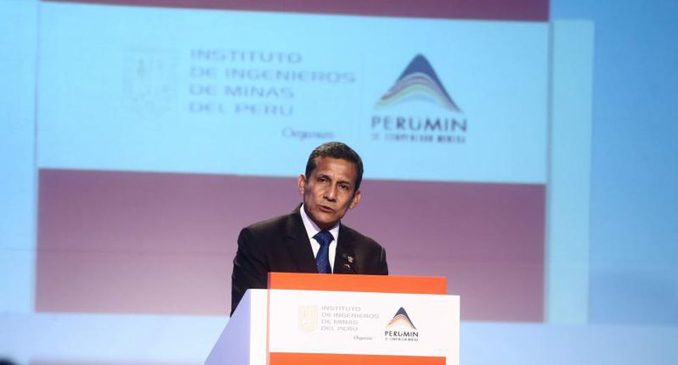 Ollanta Humala anunció visita de Ban Ki-Moon para diciembre
