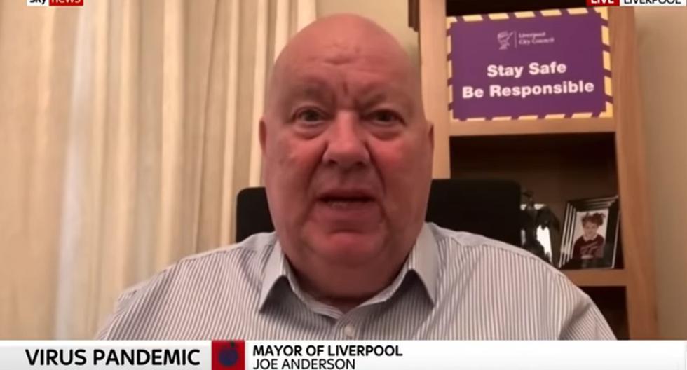 Imagen referencial. Joe Anderson fue elegido alcalde de la ciudad en 2012, después de haber sido concejal en el consistorio desde 1998. (Captura de video/YouTube).