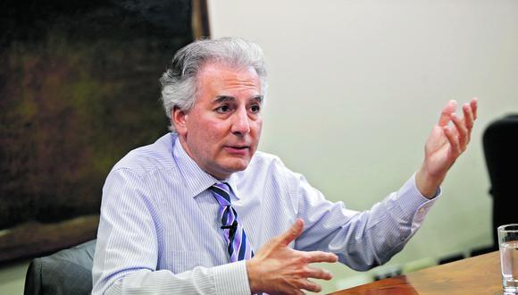Álvaro Vargas Llosa, hijo de Mario Vargas Llosa, comentó sobre el diálogo que tuvo este último con Francisco Sagasti. (Foto: GEC)