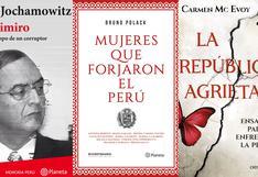 Bicentenario del Perú: Conoce la historia de nuestro país a través de estos libros
