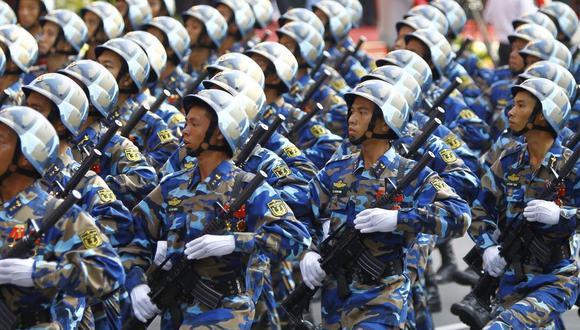 Vietnam celebra con orgullo los 40 años del fin de la guerra