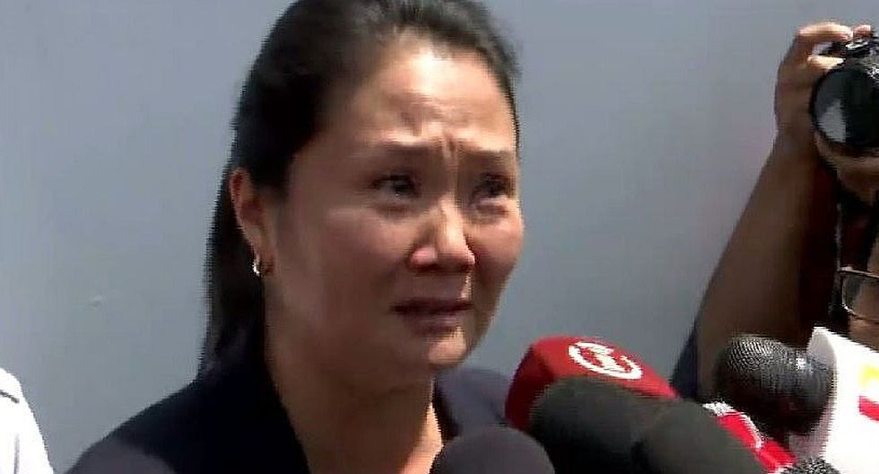 Anulación de indulto: Keiko Fujimori se pronunció tras el último video de su padre