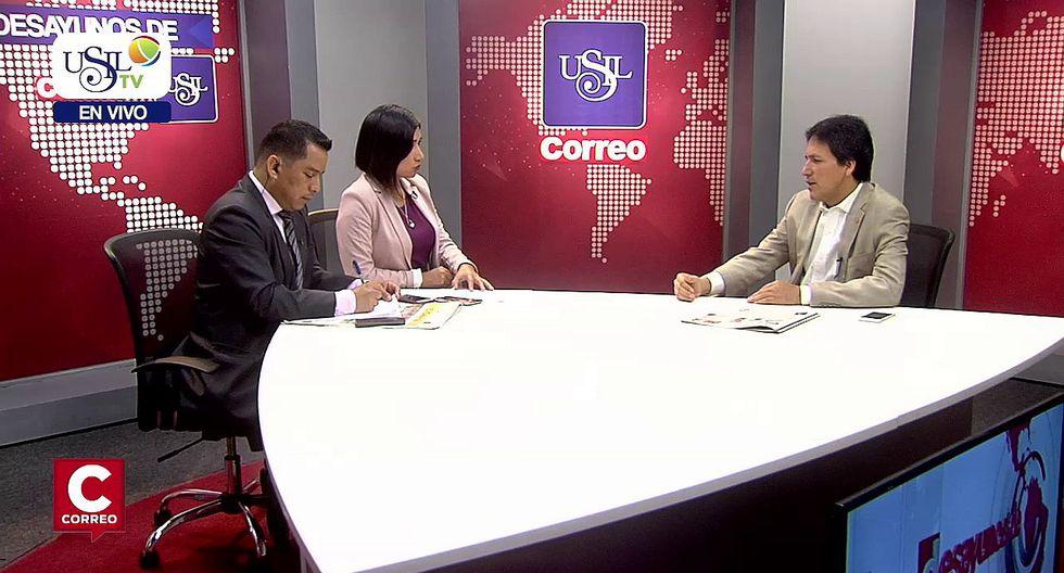 Tapia: ministro Saavedra debería dar un paso al costado